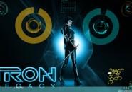Tron Legacy 3 Rainmeter Theme