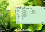 Win Charm Visual Style for Windows7