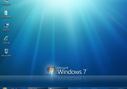 Win Plane Visual Style Theme for Windows7