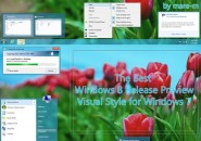 Win8 Preview Visual Styles for windows7