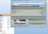 Winx Dux Visual Style Theme for Windows7