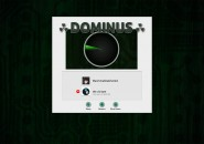 Dominus Logon Screen for Windows7