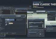 dark classic theme